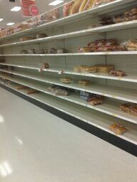 The Hurricane Sandy Diet