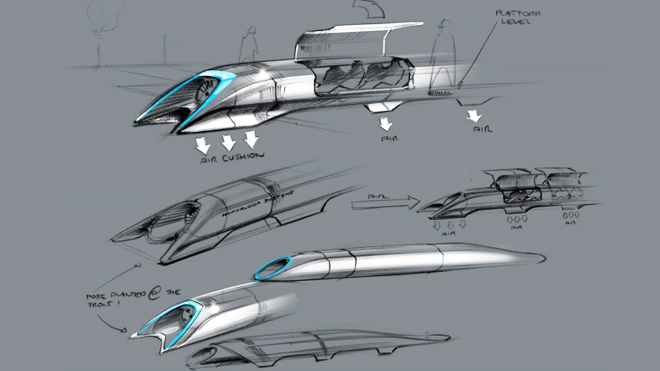 The secrets of the Hyperloop May Change the World