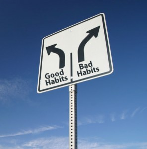 How to Break Bad Habits
