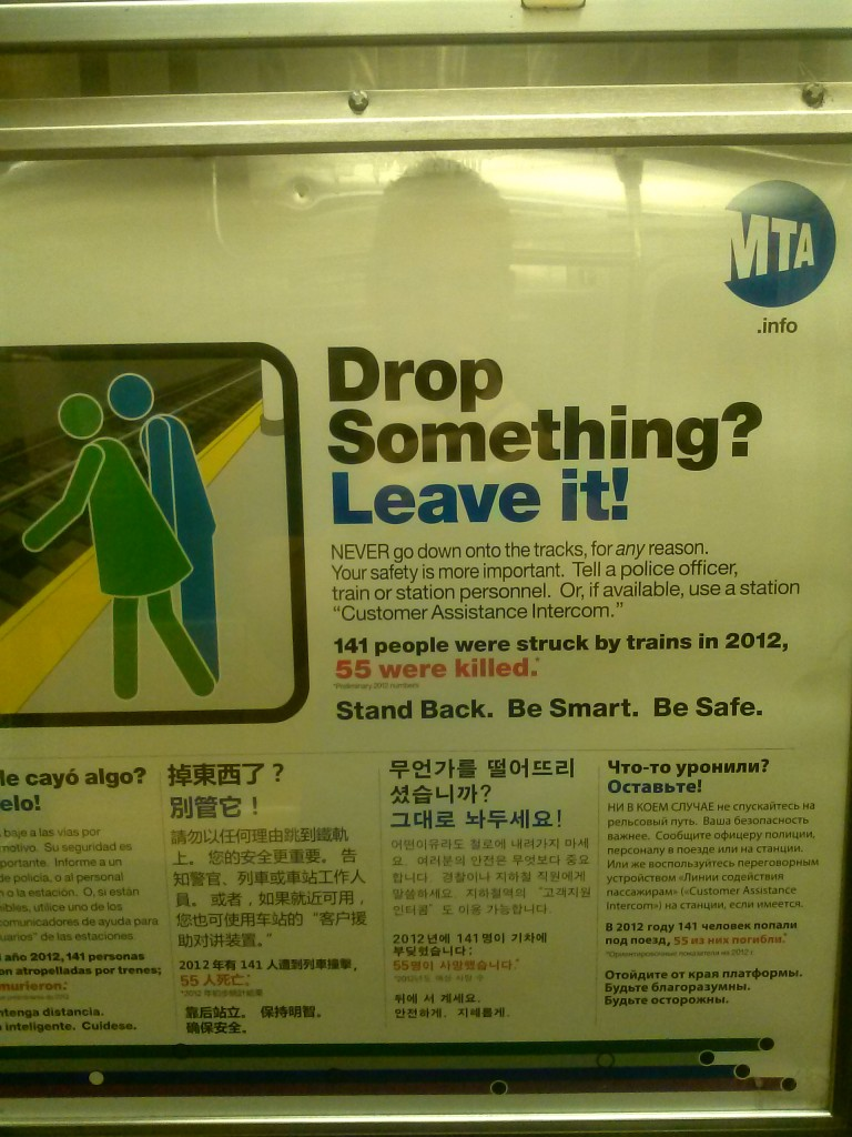 Surviving on the NYC Subway Tracks!
