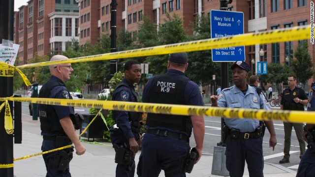 Navy Yard Shooting Suspect May Still be on the Loose