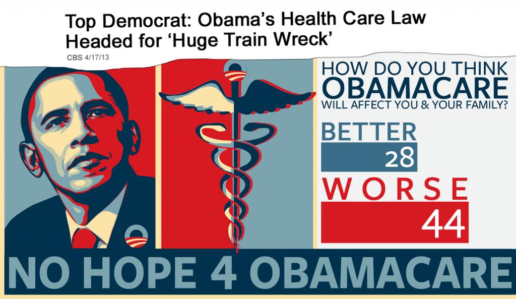Bye Bye Obamacare!