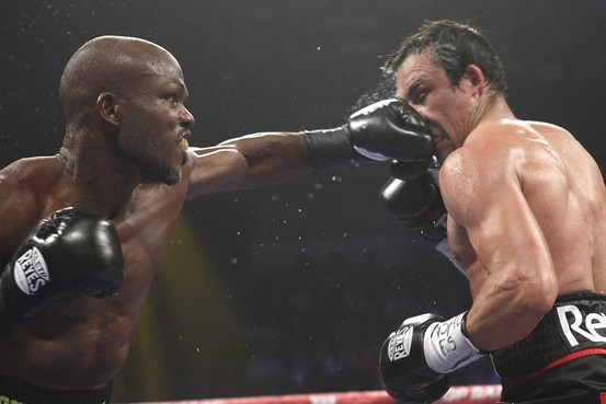 Marquez vs Bradley Results