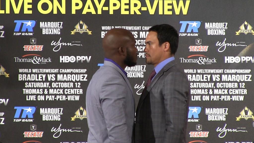 Marquez vs Bradley