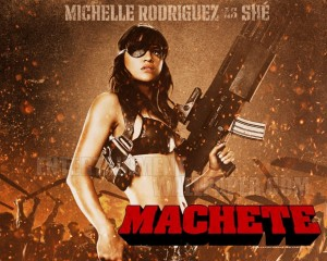 Michelle Rodriguez Talks About Being Bisexual