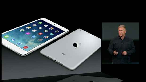 Apple Unveils The Lighter iPad Air