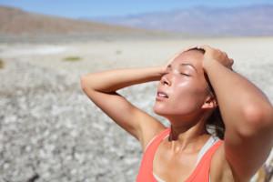 Sweating isn't Cool