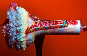 Snorting Smarties: Sugar is Killing Kids!