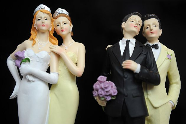 Gay Marriage Ban Struck Down As Unconstitutional