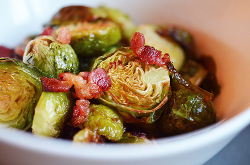 Beef Bacon Brussel Sprouts Recipe