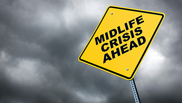 Why the Midlife Crisis Hits Early Sometimes