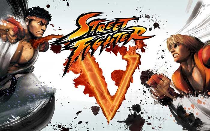 Street Fighter V Capcom Cup Stage Demo