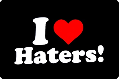 5 Practical Ways to Deal With Haters