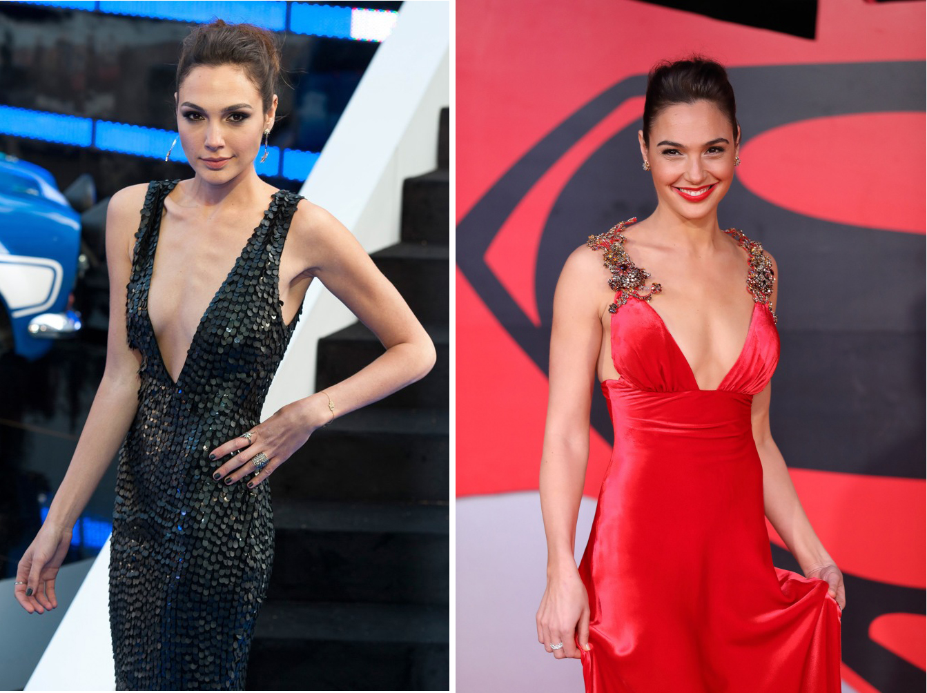 before-after Gal Gadot